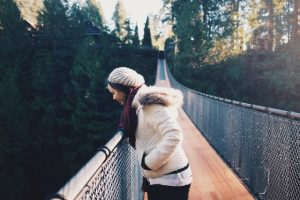 Capilano Suspension Bridge10 best places to visit in canada discover fantastic vdiscovery arvinovoyage