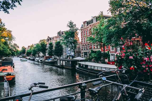 Amsterdam earth day most beautiful eco friendly cities of the world vdiscovery arvinovoyage