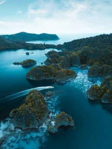 Raja Ampat Islands the 10 most popular sailing destinations in the world adventures travel vdiscovery arvinovoyage