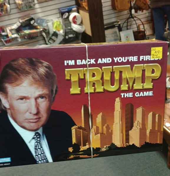 Museum of Failure Donald Trump board game32 weirdest museums in the world that are actually disturbing vdiscovery arvinovoyage