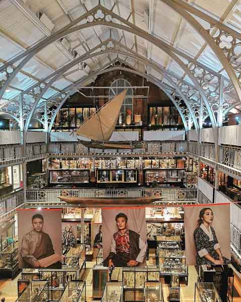 Pitt Rivers Museum 32 weirdest museums in the world that are actually disturbing vdiscovery arvinovoyage