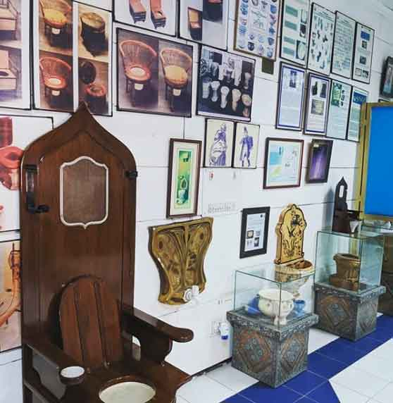 Sulabh International Museum Of Toilets32 weirdest museums in the world that are actually disturbing vdiscovery arvinovoyage