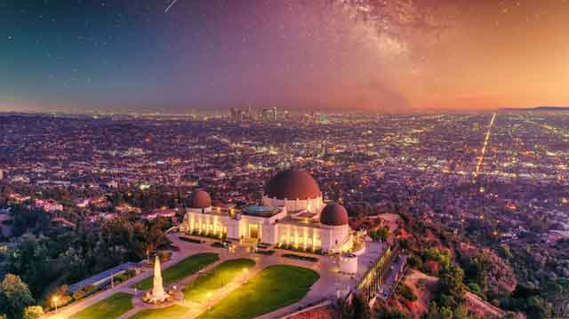 Griffith Observatoryhow to spend 24 hours in la  interesting locations in los angeles vdiscovery arvinovoyage