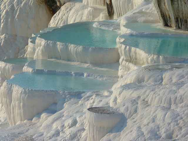 Pamukkale here's a great way to mend your broken heart travel