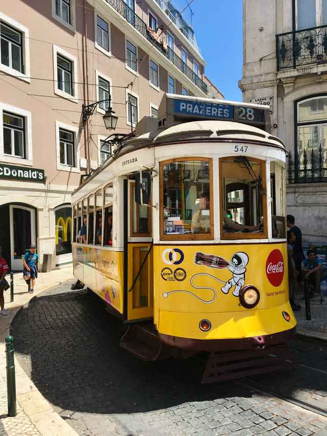 Ascensor da Bica lisbon portugal tourist attractions most famous before you go vdiscovery arvinovoyage