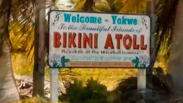 Bikini Atoll The Marshall Islands tired of ordinary travel this is the most dangerous tourist place in the world vdiscovery arvinovoyage