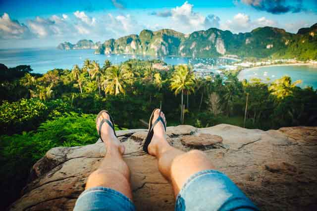 Phi Phi Islands Thailand googles 10 most searched travel destinations in 2021 after quarantine vdiscovery arvinovoyage
