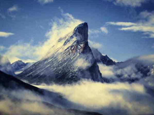 Thor Peak tired of ordinary travel this is the most dangerous tourist place in the world