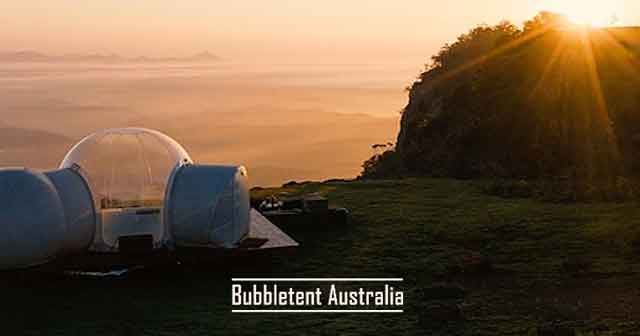 Bubble tent Australia best glamping destinations in the australia luxury camping resorts vdiscovery arvinovoyage