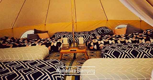 Nomadika Glamping best glamping destinations in the australia luxury camping resorts vdiscovery arvinovoyage