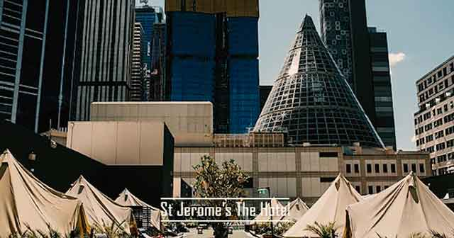St Jeromes The Hotel best glamping destinations in the australia luxury camping resorts vdiscovery arvinovoyage